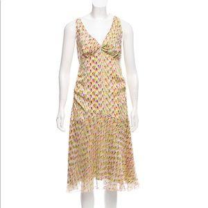 Diane von Furstenberg Silk Vittorina Dress